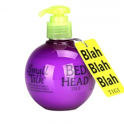 280ml-Curl-Enhancer-Tigi-Bed-Head-Small-Talk-Tigi-baby-elastic-melanin-in-egg-cream-style